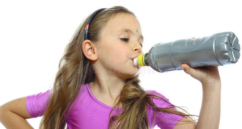 Download Refreshment After Training Royalty Free Stock Image - Image: 18481506