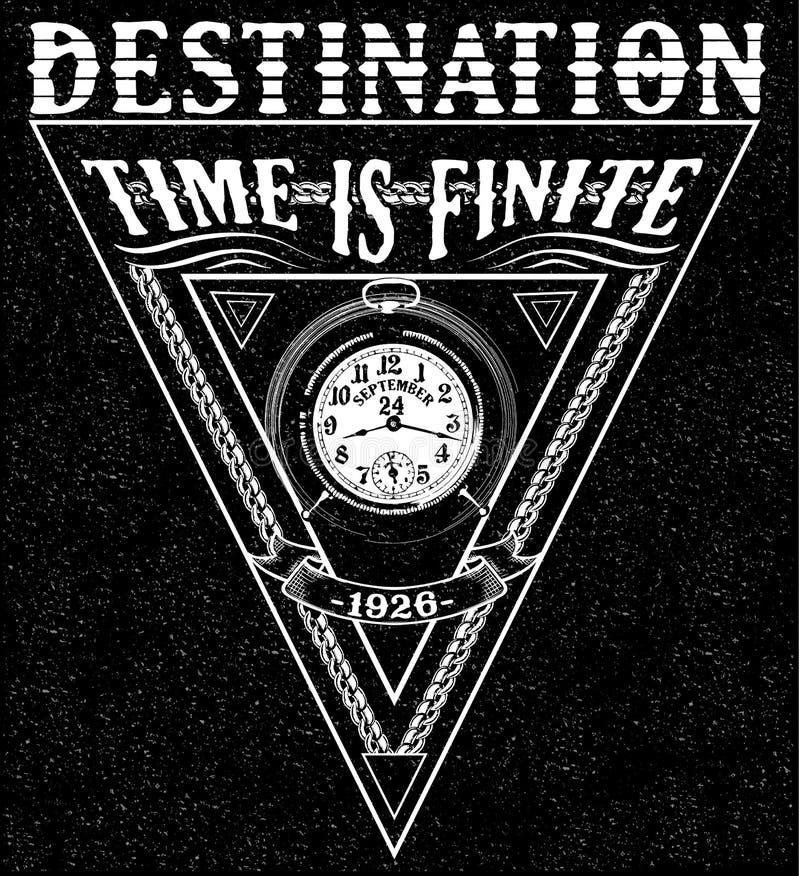 Refresque la tipografía impresionante del lema, gráficos de la camiseta, vectores ilustración del vector