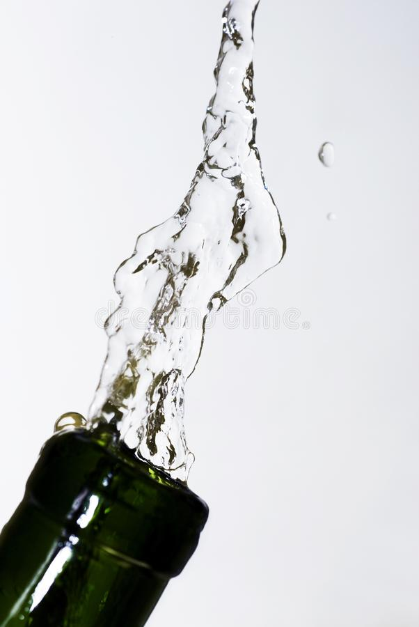 Refresque-se com água