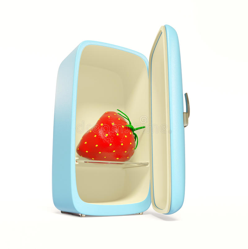 Refrigerador libre illustration
