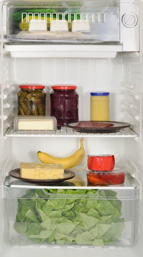Refrigerador fotografía de archivo