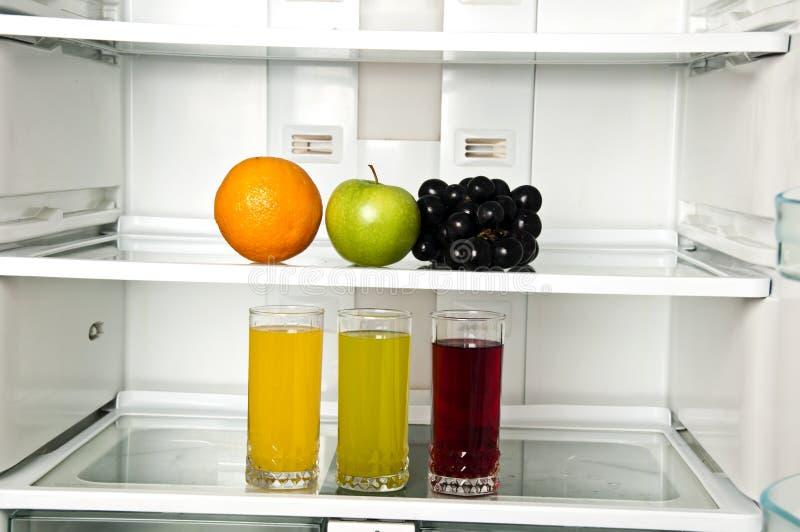 Refrigerador fotografia de stock royalty free