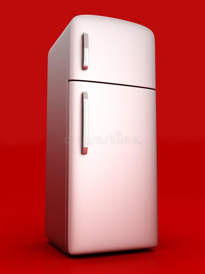 Refrigerador stock de ilustración