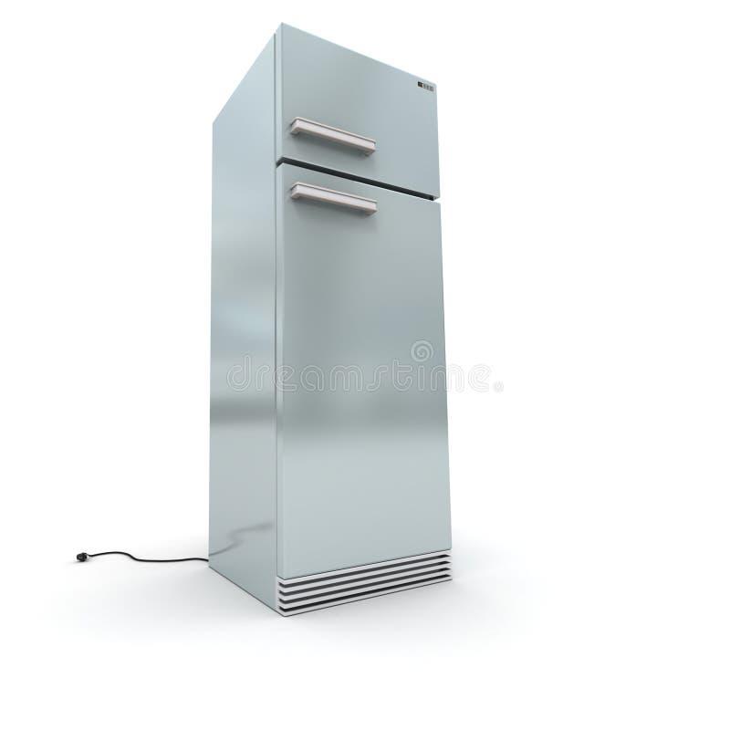 Refrigerador desenchufado libre illustration