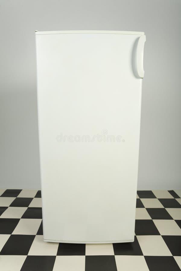 Refrigerador fechado imagem de stock royalty free