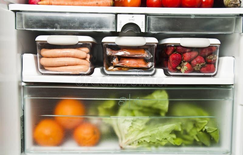 Refrigerator stock photography