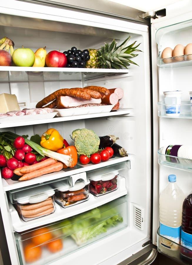 Refrigerator stock photos