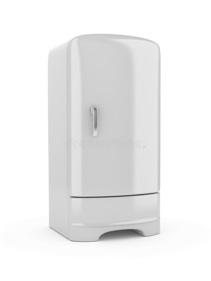Refrigerator royalty free illustration