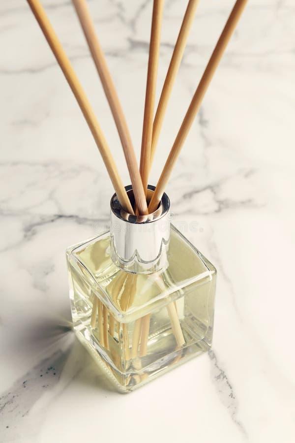 Refrogerador de ar de lingüeta do difusor da aromaterapia fotografia de stock royalty free