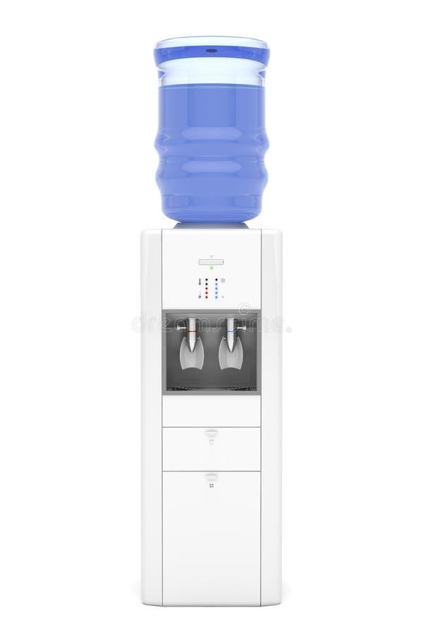 Refroidisseur d'eau illustration de vecteur
