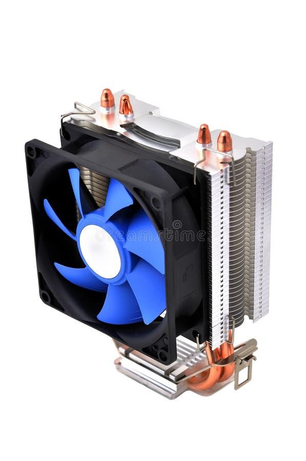 Refroidisseur de CPU image stock