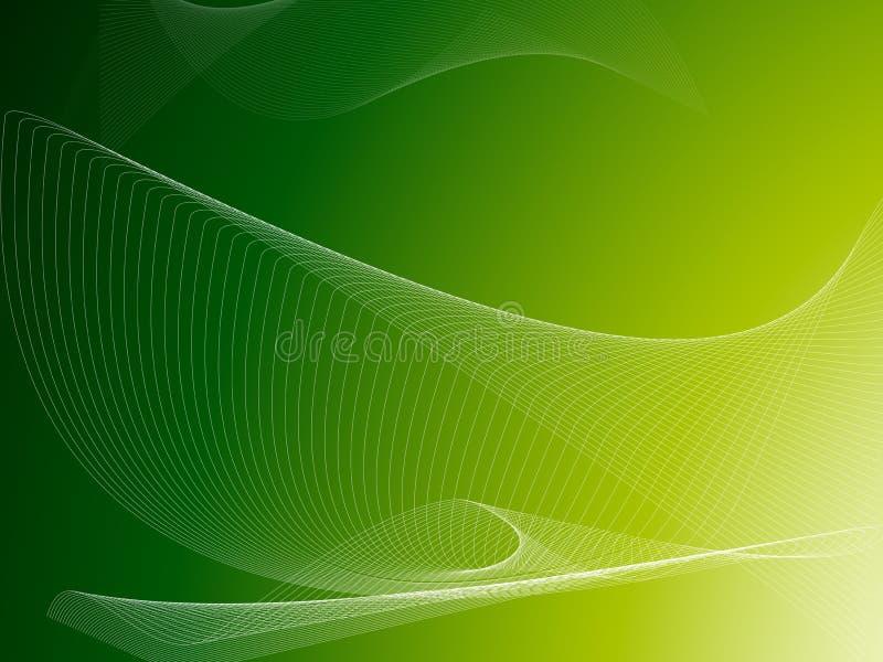 Refroidissez les ondes illustration de vecteur