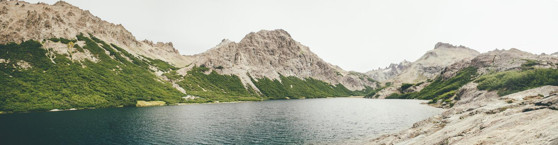 Refugio Jakob zdjęcie stock