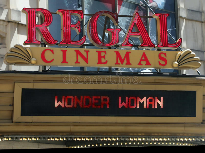 Download Regal Cinemas editorial photography. Image of regal, american - 95144407