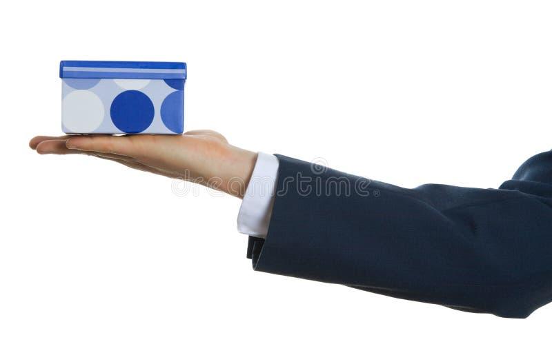 Regalo immagine stock libera da diritti