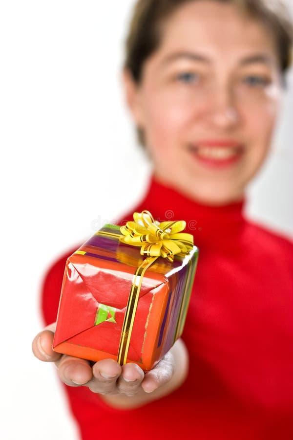 Download Regalo immagine stock. Immagine di regalo, anno, nuovo - 3883393