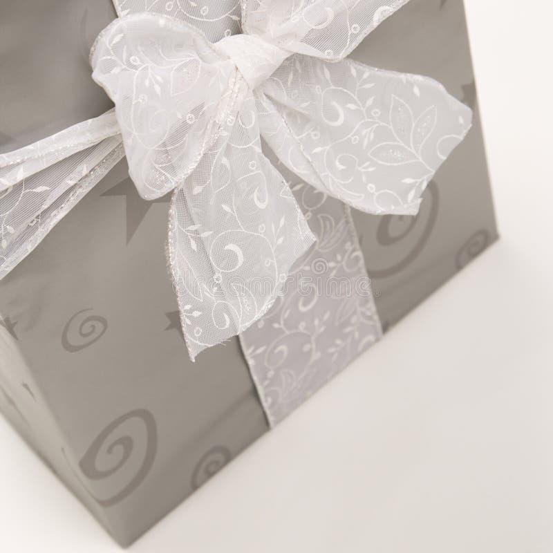 Regalo de la Navidad. imágenes de archivo libres de regalías