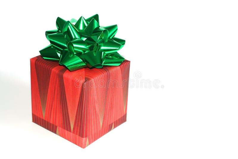 Regalo de Navidad 1 fotografía de archivo libre de regalías