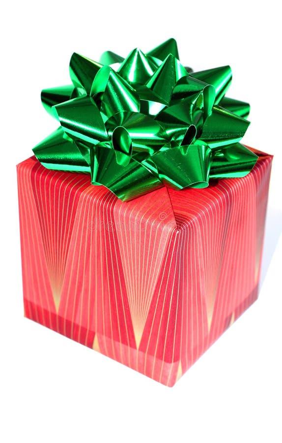 Regalo de Navidad 2 foto de archivo