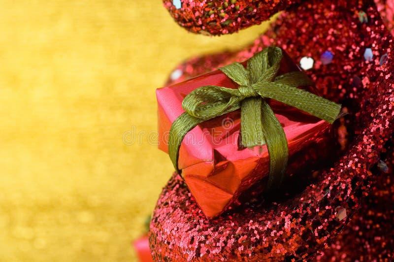 Download Regalo de Navidad foto de archivo. Imagen de paquete, ornamento - 7275580