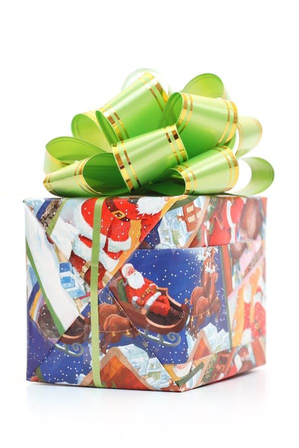 Download Regalo de Navidad foto de archivo. Imagen de papel, wrapping - 7275726