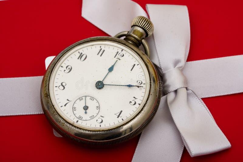 Regalo del tiempo foto de archivo libre de regalías