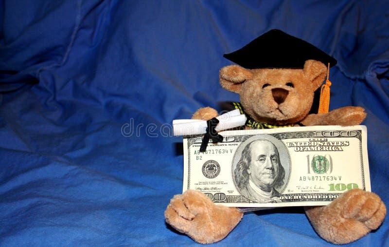 Regalo di graduazione fotografie stock