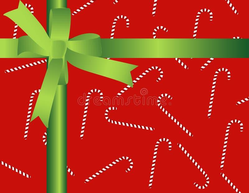 Regalo di Natale illustrazione di stock