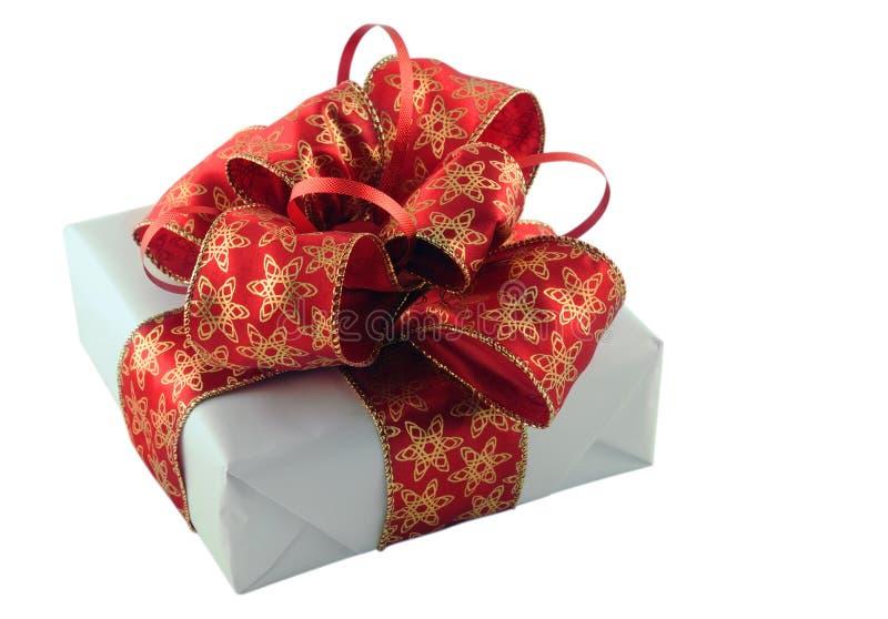 Download Regalo di natale immagine stock. Immagine di colore, festive - 7305043