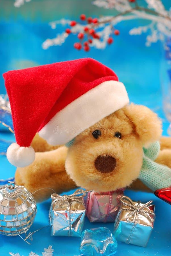 Regalo dulce de la Navidad fotos de archivo libres de regalías