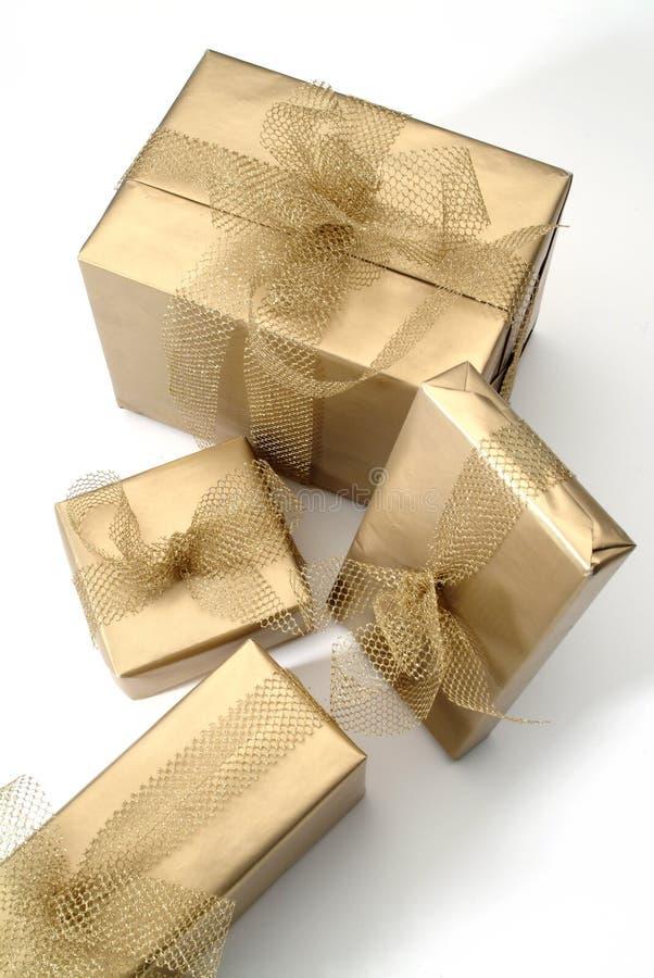 Regalos fotografía de archivo libre de regalías