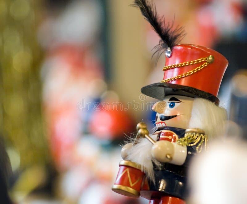 Regalos de hadas en la Nochebuena en Austria imágenes de archivo libres de regalías