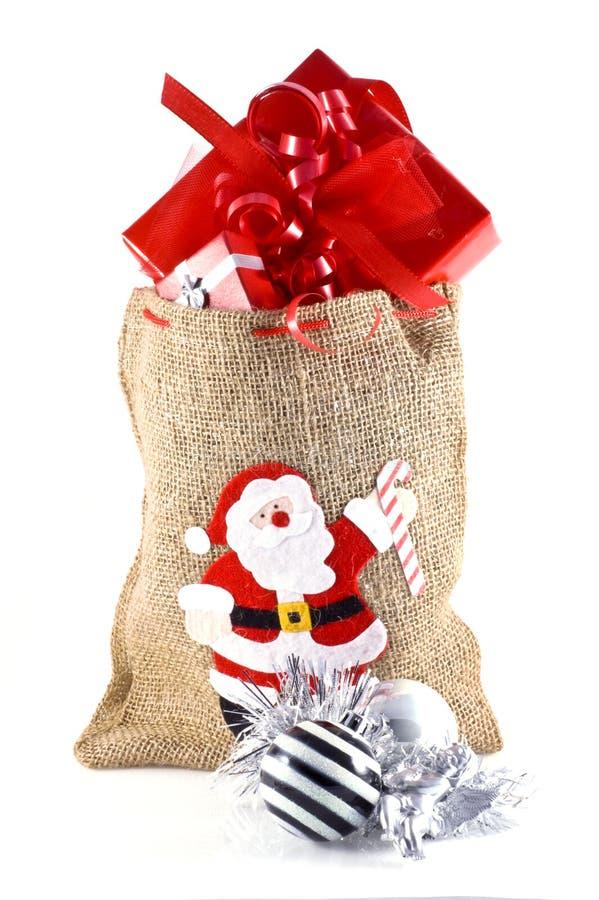 Regalos de Navidad. fotografía de archivo
