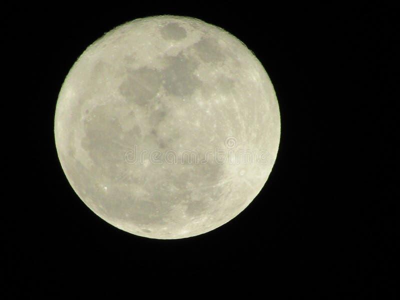 Regard vers Luna photo stock