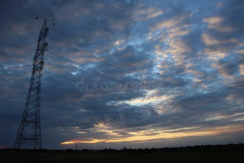 Regardant le ciel comme ceci pendant le voyage, je veux juste l'enregistrer photographie stock libre de droits