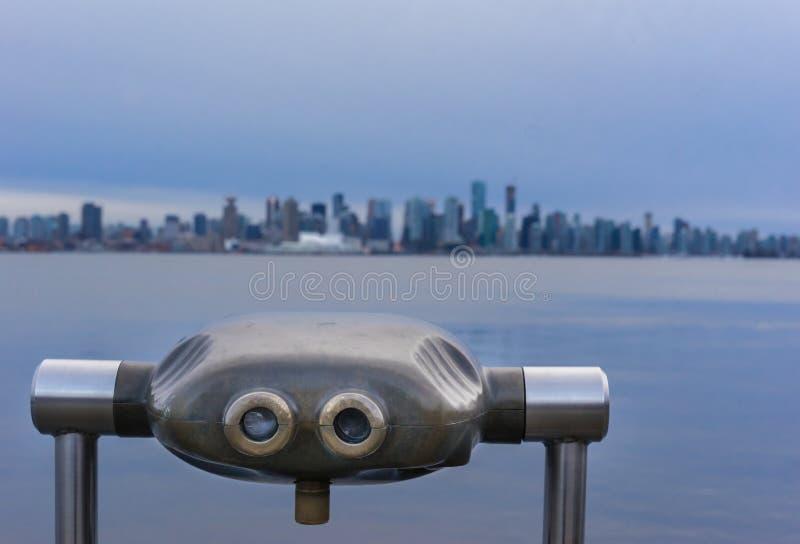 Regarder le paysage urbain 2 photo libre de droits