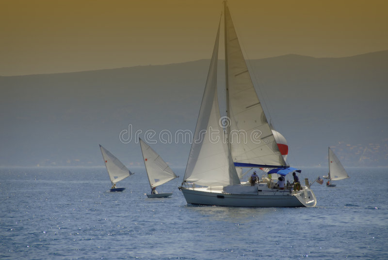 Download Regata 26 stock photo. Image of compete, montenegro, yacht - 1072854