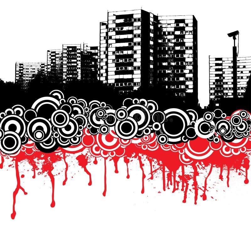 Regate de la ciudad libre illustration