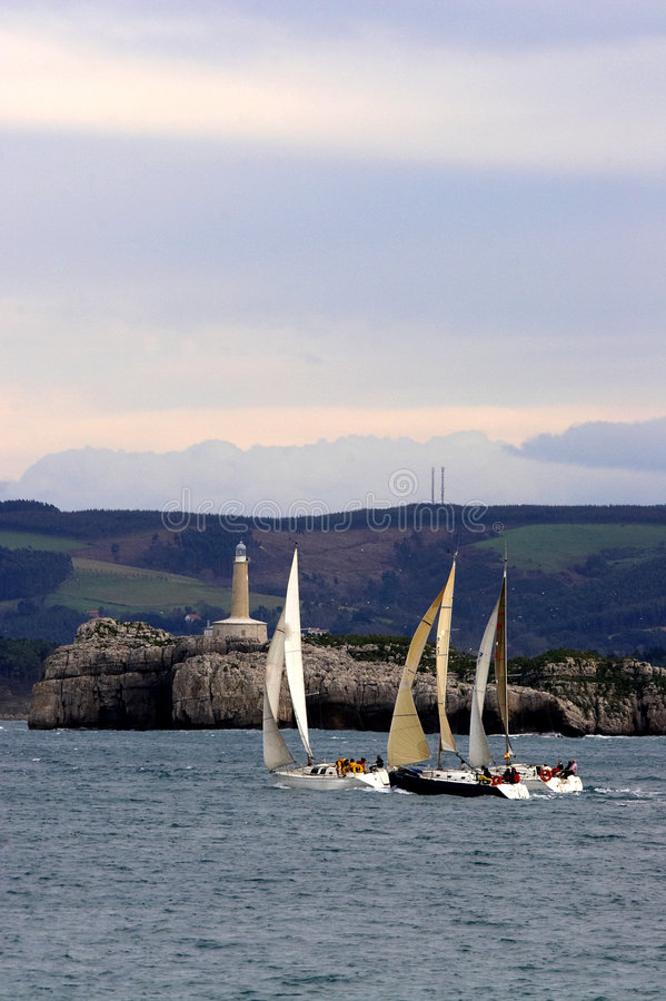 Download Regatta stock image. Image of coastlines, sailing, cruise - 2272369