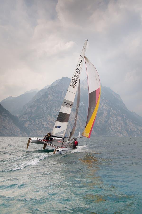 Download Regatta imagen editorial. Imagen de durante, lago, emparejamiento - 41911070