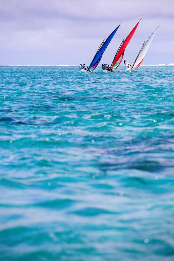 regatta στοκ εικόνα