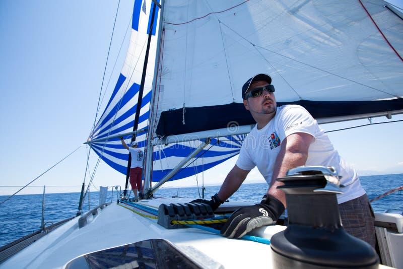 Download Regatta Da Navigação De Marmaris A Fethiye, Turquia. Imagem Editorial - Imagem de marinho, sail: 26512800