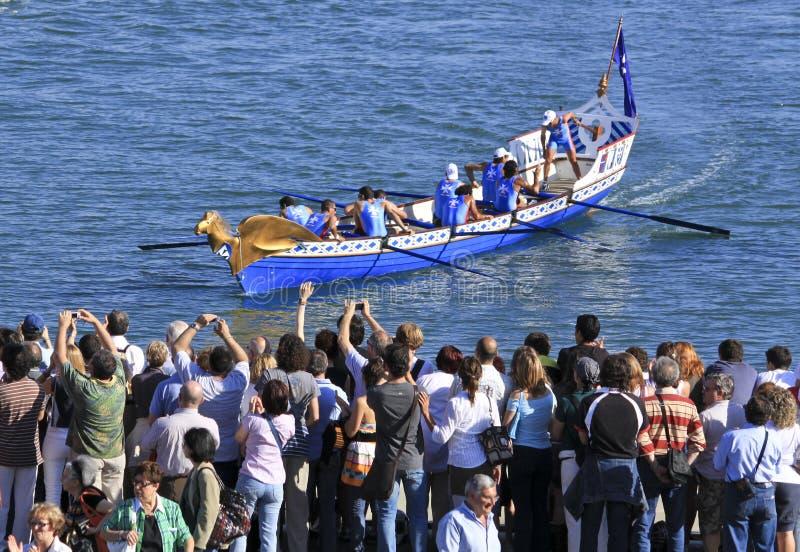 Regatta das repúblicas marítimas antigas 2010 fotos de stock royalty free