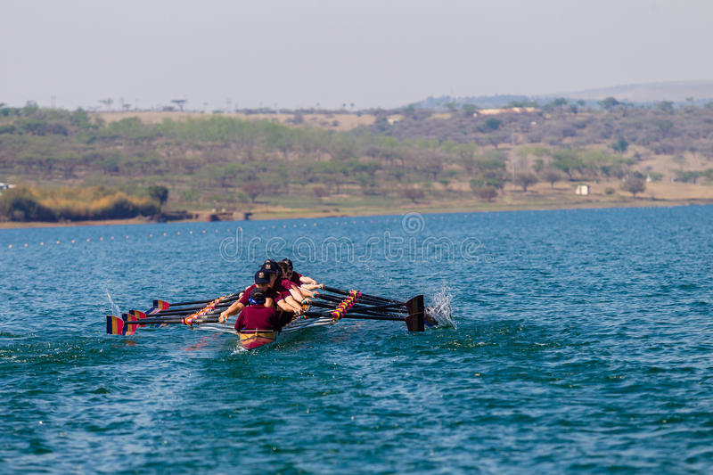 Download Regatta Eights Oct Rowing Teamwork Editorial Photography - Image: 34263292