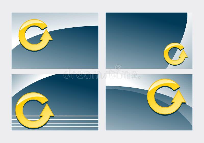 Regelkreis vektor abbildung. Illustration von hintergrund - 15068869