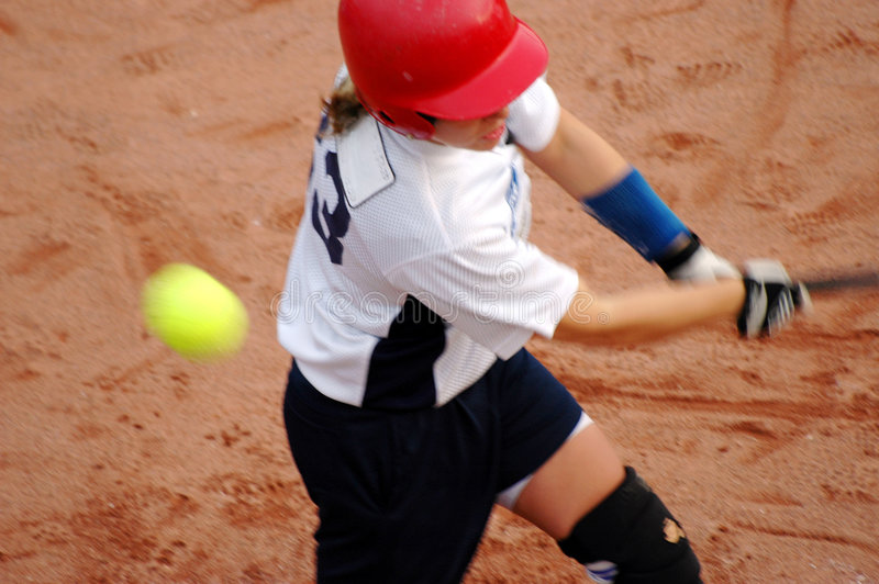 Download Regelwidrige Kugel stockfoto. Bild von regelwidrig, softball - 29666