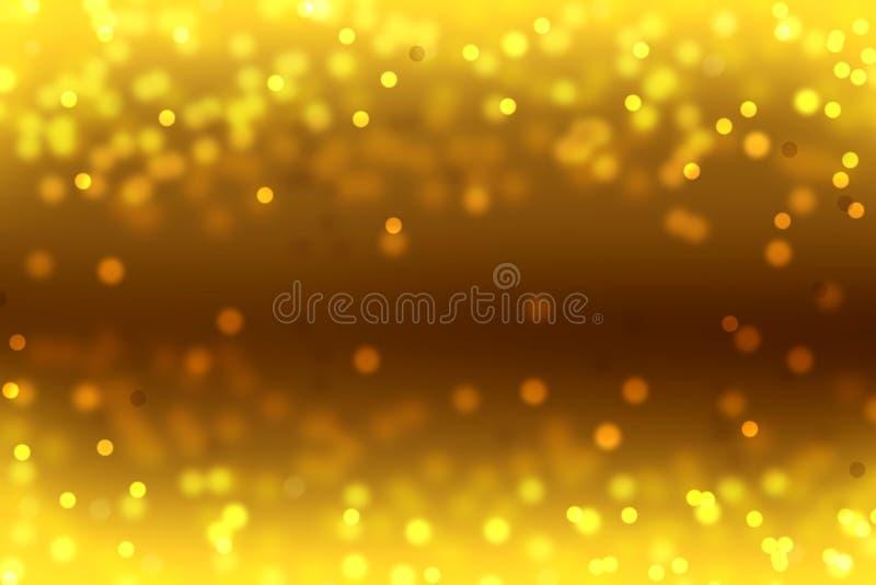 Regen des Licht-Weihnachtshintergrundes lizenzfreie stockbilder