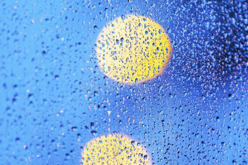 Download Regen op venster stock afbeelding. Afbeelding bestaande uit regen - 29511935