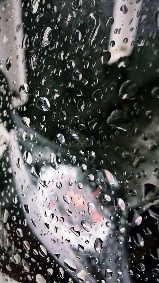 regenachtig royalty-vrije stock afbeeldingen