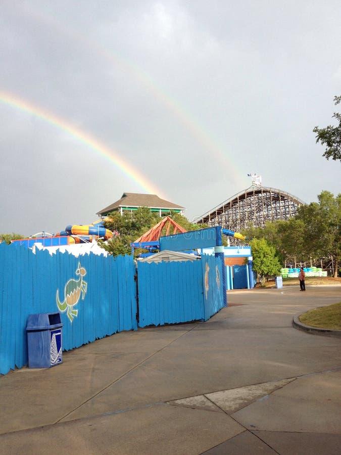 Regenbogen stock foto